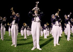 Best College Marching Bands