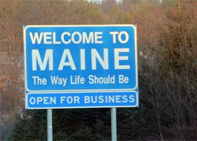Four-Year Schools in Maine with Articulation Agreements