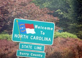 Four-Year Schools in North Carolina with Articulation Agreements
