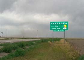 Four-Year Schools in Nebraska with Articulation Agreements