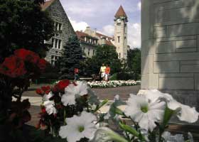 Big 10 Colleges Ranked by Percentage of Undergraduate Students to Total Enrollment