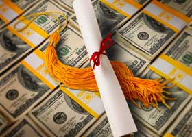 Colleges Raising the Most Money from Alumni (on a Per Student Basis)