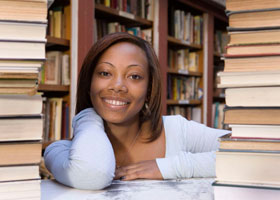 Predominately African American Colleges with Happy Students