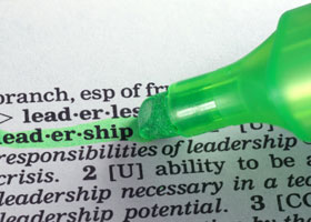 The Experts' Choice: Colleges for the Leader (or Soon-to-Be Leader)