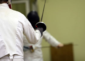 Colleges with Strength in Women's Fencing
