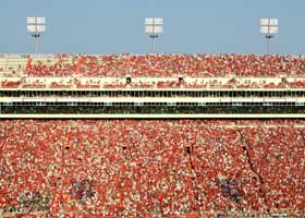 Attendance at Football Games by the Numbers: Top 20 in Division I (FBS)