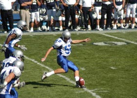 Attendance at Football Games by the Numbers: Top 40 in Division III