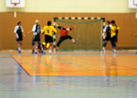 Colleges With Strength in Handball
