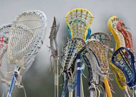 Colleges with Strength in Women's Lacrosse