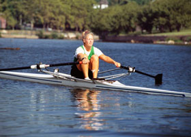 Colleges with Strength in Women's Rowing