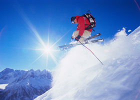 Colleges with Strength in Men's Skiing
