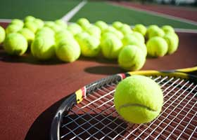 Highly Ranked Men's Division I Tennis Teams