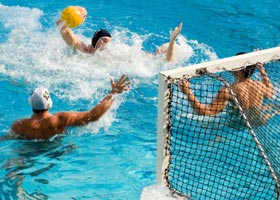 Highly Ranked Men's Water Polo Teams