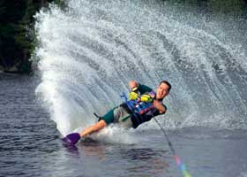 Colleges with Strength in Water Skiing
