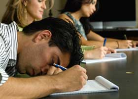 The Top 10 Slacker Colleges
