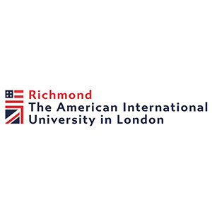 Richmond, The American International University in London - England Logo