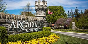 Arcadia UniversityLogo