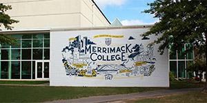 Merrimack CollegeLogo