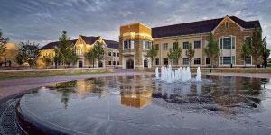 Tulsa, University of, TheLogo