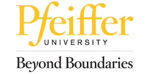 Pfeiffer UniversityLogo
