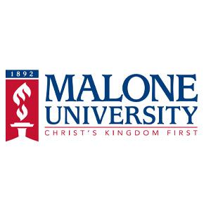 Malone UniversityLogo /
