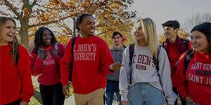 Saint  Benedict, College ofLogo