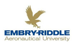 Embry-Riddle Aeronautical University (FL) Logo