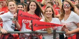 Wisconsin, University of, River FallsLogo