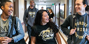 Purdue University NorthwestLogo