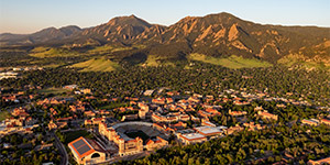 Colorado, University of, BoulderLogo