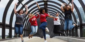 Indiana University -- Purdue University ColumbusLogo