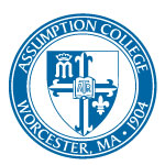 Assumption College logo