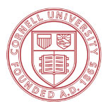 Cornell University Graduate School logo
