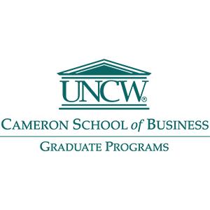 University of North Carolina Wilmington Cameron School of Business logo