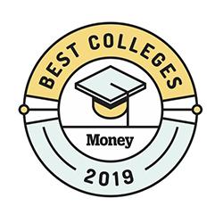 Money Magazine badge