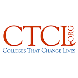 Colleges That Change Lives badge