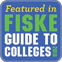 Fiske Guides badge