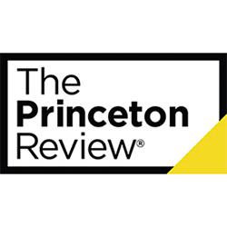 Princeton Review badge