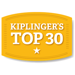 Kiplingers badge