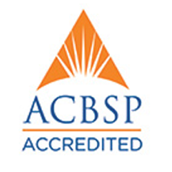 ACBSP badge