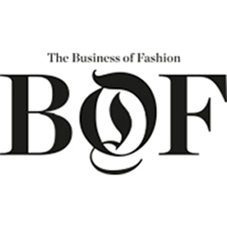 Business of Fashion badge