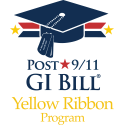 Yellow Ribbon badge