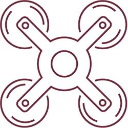 drone badge