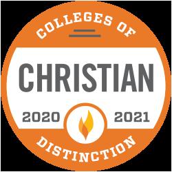 COD Christian badge
