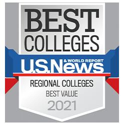 US News badge