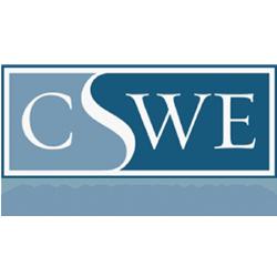 CSWE badge