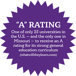A Rating badge