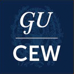 GWU badge