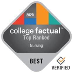 College Factual badge