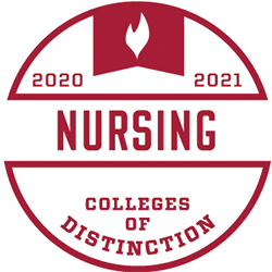 COD Nursing badge